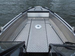 Adventure Marine Aluminum Boat Bow Rider