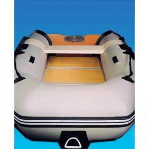 Dinghy Boat Seat Installed   Adventure Marine Boat Parts