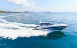 Marine Boat Parts, boat speeding by