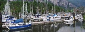 Squamish Yacht Club Image - Adventure Marine